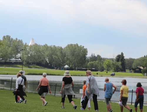 City of Edmonton – Hawrelak Park Rehabilitation Public Engagement Project