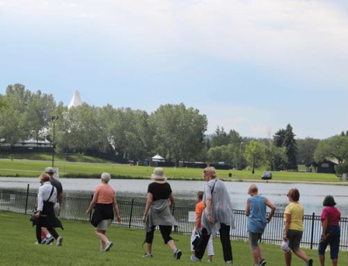 City of Edmonton – Hawrelak Park Rehabilitation Public Engagement Project
